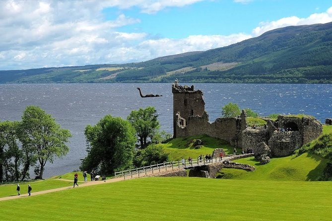 Loch Ness - Highlands - Inverness - Glen Coe