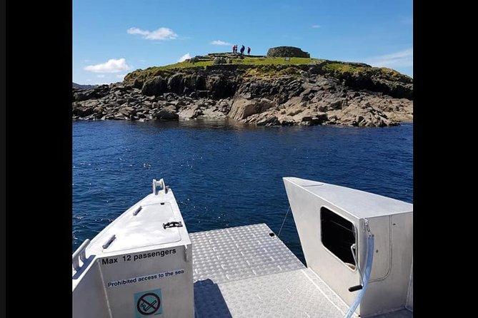 Celtic Spirituality Experience, Beginish & Church Islands 2 hrs