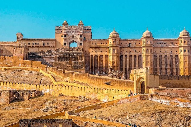 Day Trip Jaipur Tour By Semi High Speed Train From Delhi & Back
