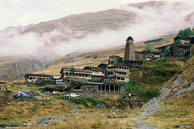 Transfer From Tbilisi To Tusheti