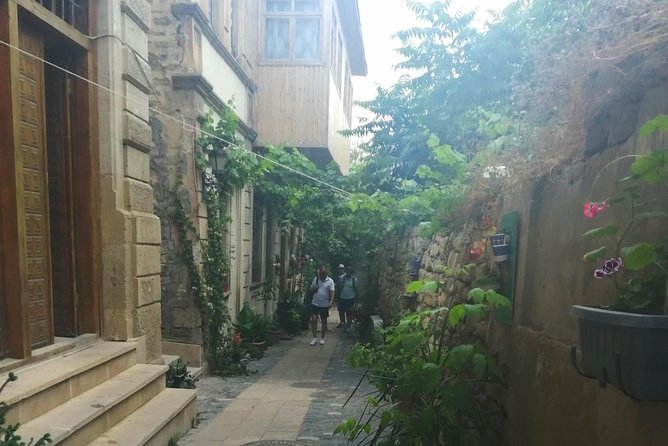 World Heritages of Old city. Old city tour.