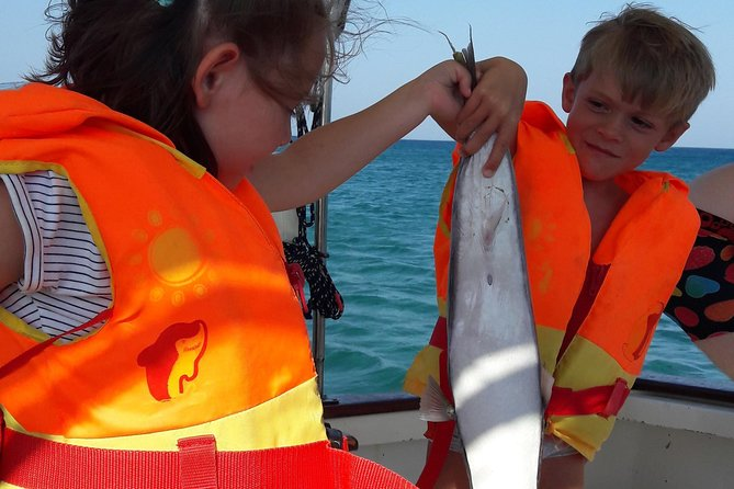 Fishing Boat Trip with Professional Fisherman (Small Group)