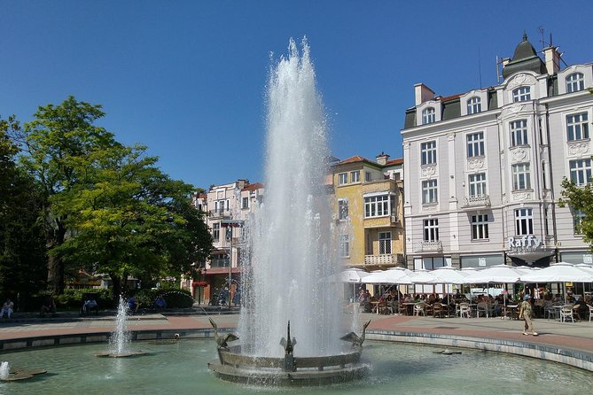 Private Transfer from Sofia to Plovdiv: Hotel-to-hotel, English-speaking driver