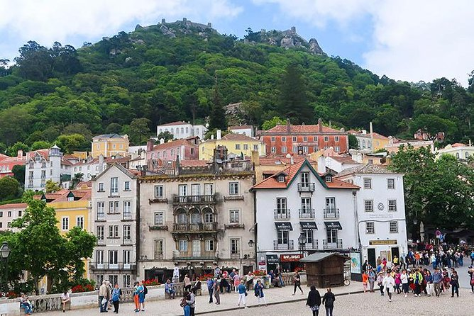 Private Tour: Lisbon and Sintra