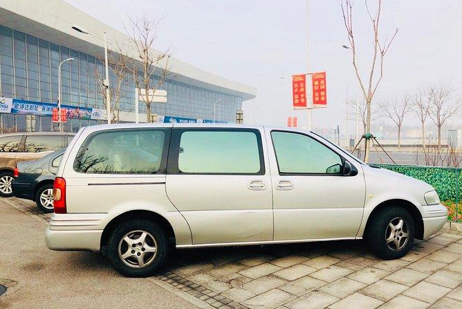 Private Airport Transfer: Guilin Liangjiang Airport to Yangshuo Hotel