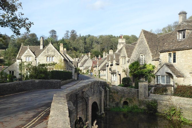 Lacock and Castle Combe - Afternoon Private Tour