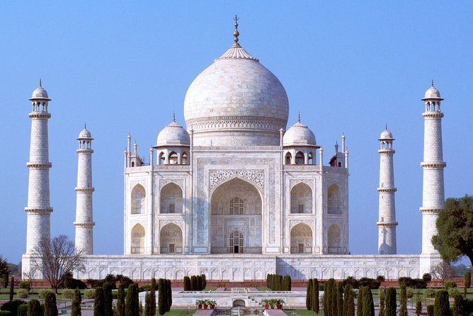 Taj Mahal and Agra Fort - Private Day Tour from Jaipur (by Road)