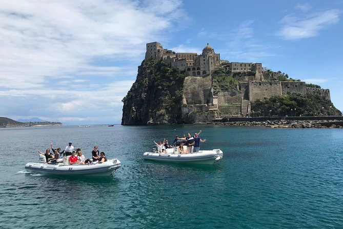 Ischia and Procida TOUR