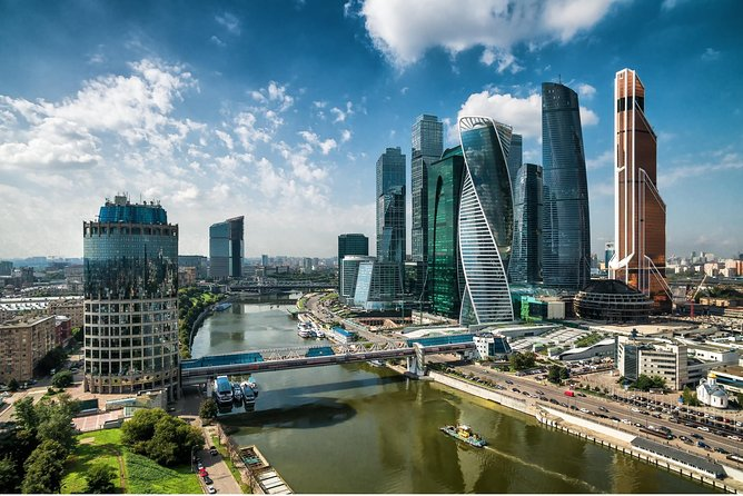 Moscow Private Tour to Highest Viewing Platform in Europe