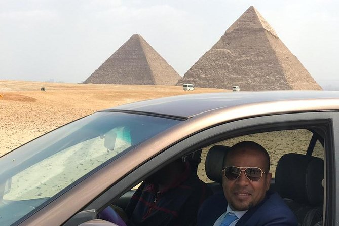 Private transfer from Cairo Airport to Le Meridien pyramids hotel