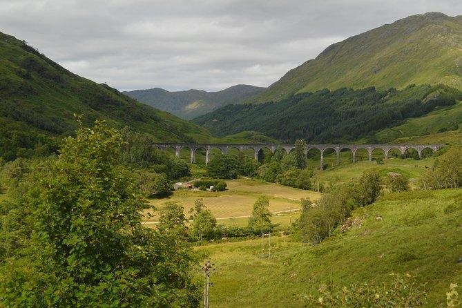 Glasgow/Edinburgh West Highlands & Glenfinnan Viaduct Private Tour