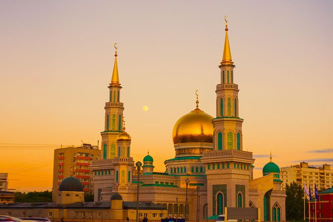 Moscow private Muslim tour