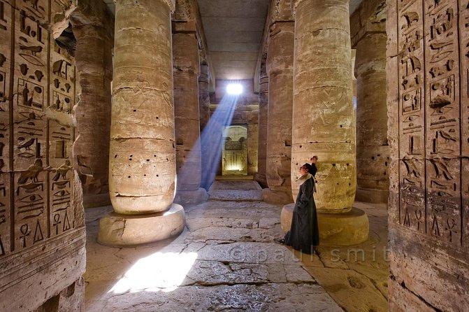 [Private] Day Trip to Dendara & Abydos