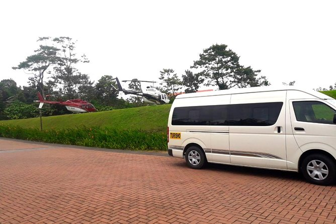 Private Transfer from Liberia Airport to Secrets Papagayo Resort