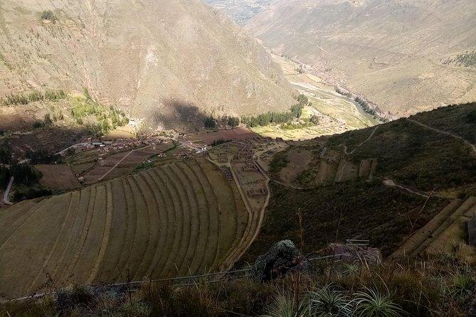 Pisac Archaeological Center + Pucara Phanti Lliclla - Touring Andean temples