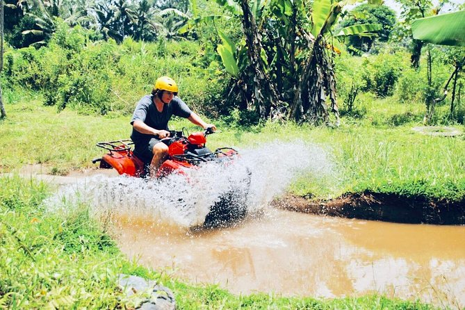 ATV Quad Lunch with One Hour Balinese Spa Treatment and Transport photo 31