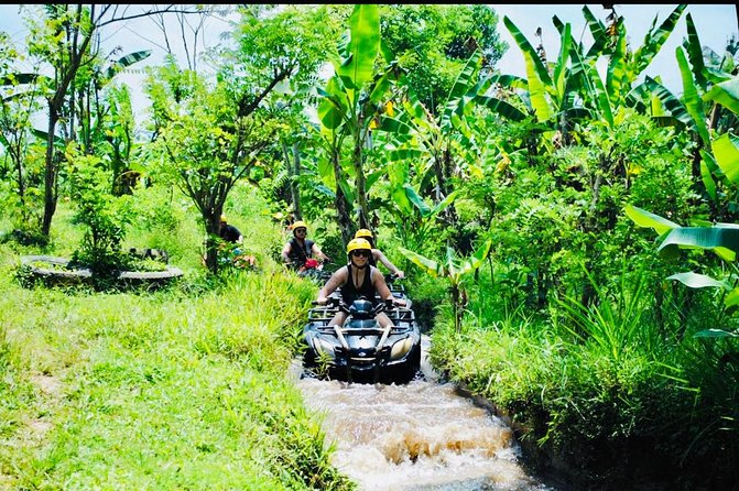 ATV Quad Lunch with One Hour Balinese Spa Treatment and Transport photo 14