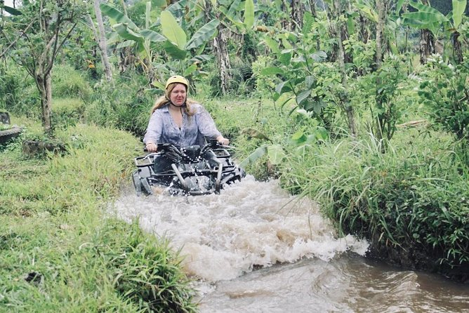 ATV Quad Lunch with One Hour Balinese Spa Treatment and Transport photo 16