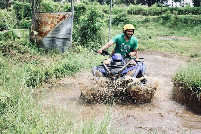 ATV Quad Lunch with One Hour Balinese Spa Treatment and Transport photo 33