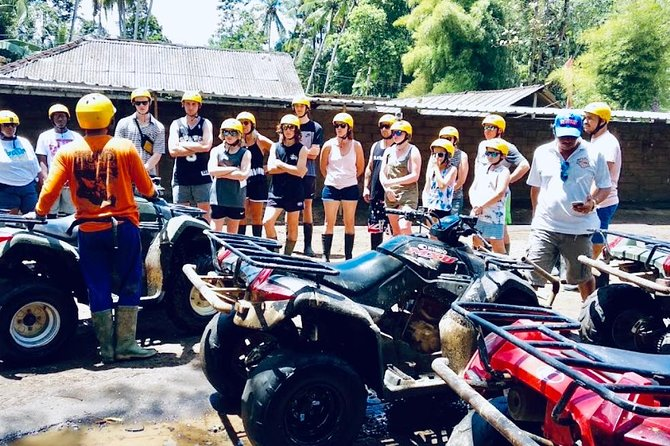 ATV Quad Lunch with One Hour Balinese Spa Treatment and Transport photo 3