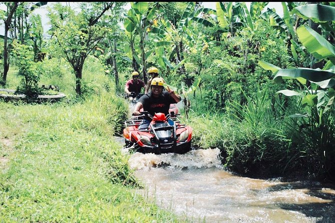 ATV Quad Lunch with One Hour Balinese Spa Treatment and Transport photo 18