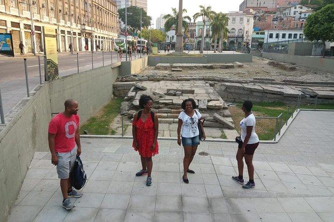 Rio de Janeiro Little Africa Walking Tour - World Heritage Site