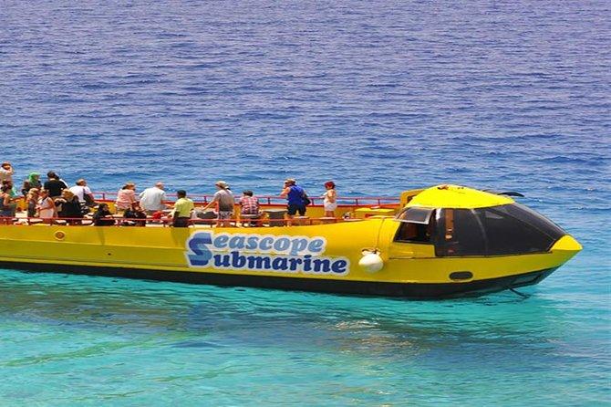 Sea Scope Semi Submarine - Sharm El Sheikh