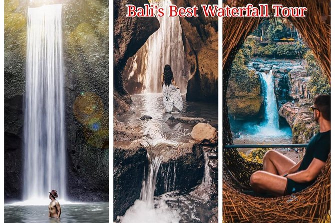 Private Tour in Bali: Highlight of Bali's Best Waterfall