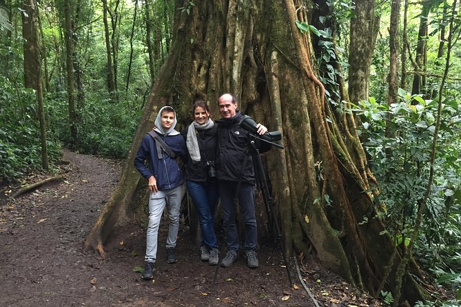 Monteverde Private Guided Afternoon Nature Walk