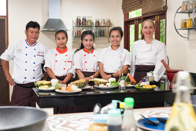Half-Day Thai cooking class and market tour in Koh Samui photo 3