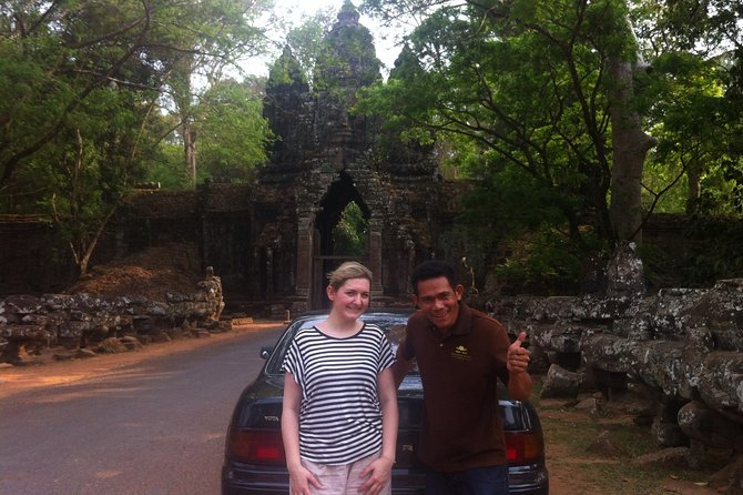 1day-tour Of Angkor Temple