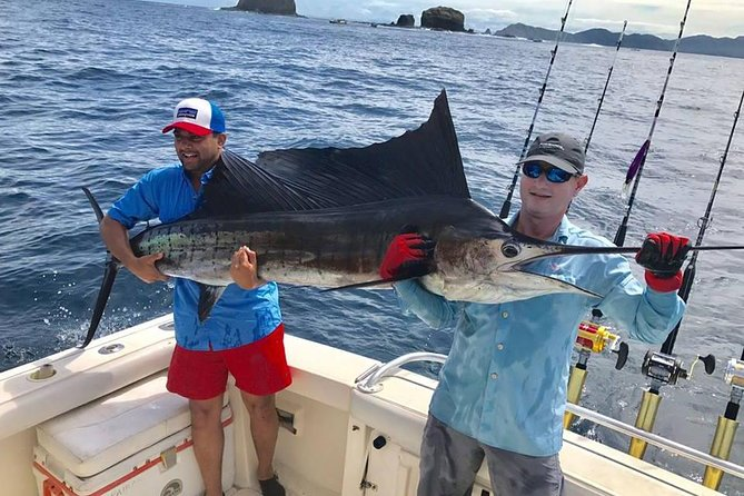 Half or Full-Day Fishing Trip On Papagayo Gulf photo 14