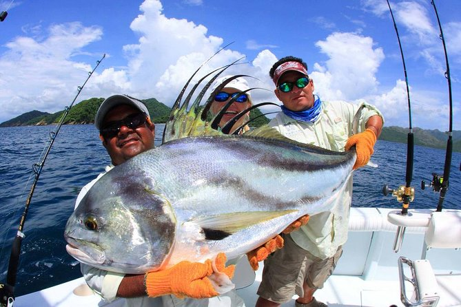 Half or Full-Day Fishing Trip On Papagayo Gulf photo 11