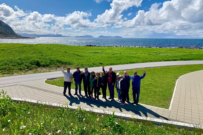 Alesund Sightseeing tour Vikings islands by minibus, 4 hours. Private tour