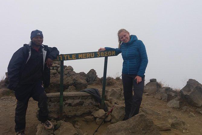 Comb: (Kilimanjaro 7 day's Machame +4 day's Meru)
