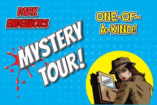 Mystery Tour Family Secret