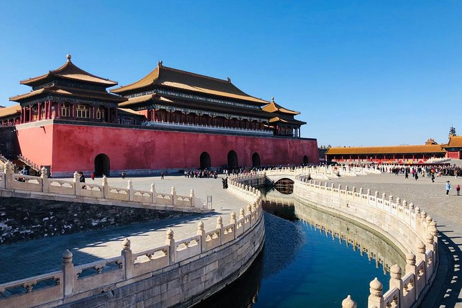 4-Hour Private Tiananmen Square and Forbidden City Tour