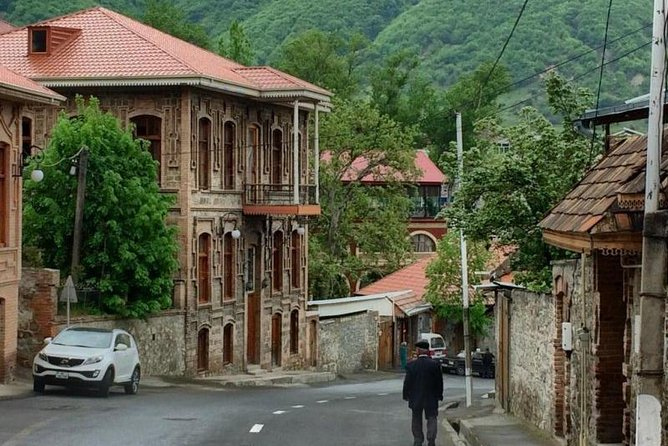 Shaki Tour through the Caucasus