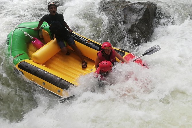 Sg Kampar White Water Rafting Malaysia