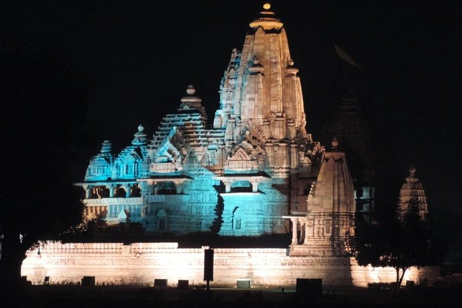 Private Day Tour Of Khajuraho Temples With Sound And Light Show in ...