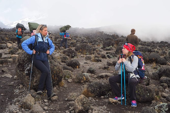 Mount Kilimanjaro Umbwe Route photo 8