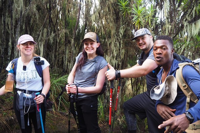 Mount Kilimanjaro Umbwe Route photo 4