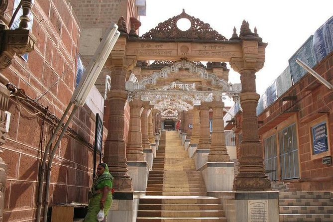 Private Tour of Jodhpur Osian and Udaipur from Jaipur