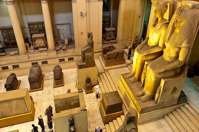 Private Tour: Egyptian Museum photo 2