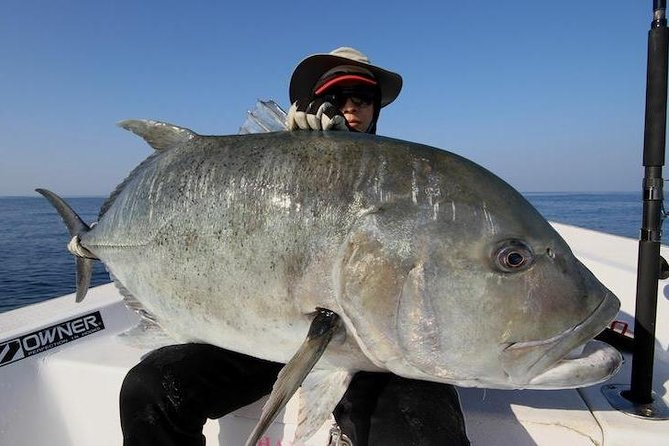 4 Hrs Fishing Trip in Dubai photo 6
