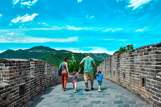 Summer Palace & Mutianyu Great Wall Day Tour with Tour Guide Service