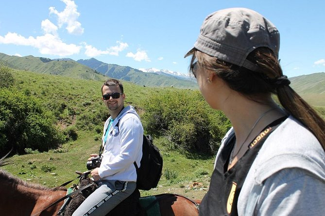 Horse riding adventure in mountains! photo 11