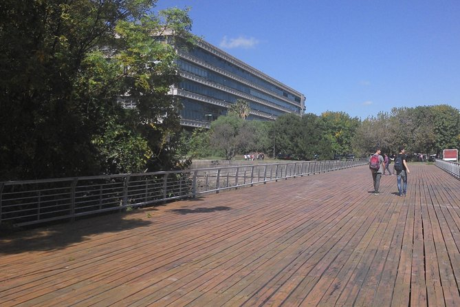 Buenos Aires University (UBA), Architecture Faculty tour