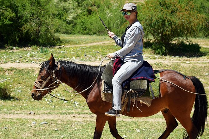Horse riding adventure in mountains! photo 9