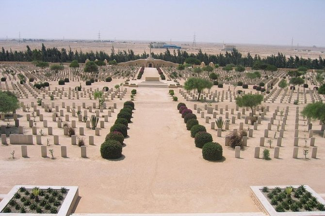 Private Day Tour To El-alamein From Cairo